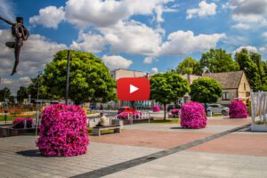Your beautiful city – Olsztyn, Poland. See the video
