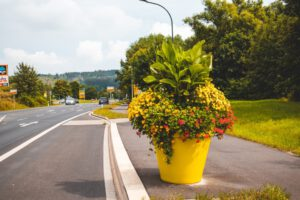 Let's go! Arranging the street greenery is easy